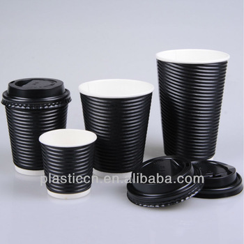 Disposable PS lid for coffee cup