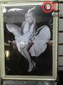 libre del sexo de la imagen foto de la mujer en los signos de estaño placa