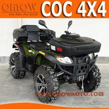 EEC COC 500cc 4x4 Quad ATV