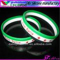 Do homem na síria tapa silicone pulseira pandora/pulseira( lfgb/fda)