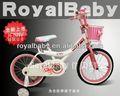 Royalbaly Jenny princesse jouets pour filles avec des roues de formation et panier