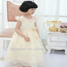 new design girls cheap wedding dresses made in china