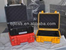 Anti-shock plastic tool box