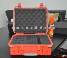 Anti-shock laptop carrying case