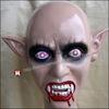 Vampire fangs scary halloween mask halloween costume party mask for sale