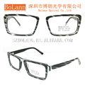 de vidrio proporcionar fyewear para venta al por mayor de especificaciones de monturas de gafas