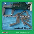 Neo Rectangular bloquear imán N42