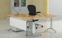 Modern Executive Desk Office Table design New Style Melamine Table Top Executive Office Desk
