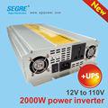 Ups 2000w dc a ac eléctrico 12-110v los circuitos delinversor