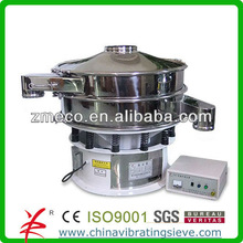High Efficiency Fluorescer Vibro Sieving Machine