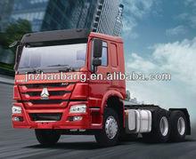Howo 6*4 tractor truck used man diesel trucks