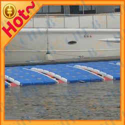 Marine Plastic Floating Pontoon Cubes