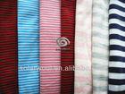 Merino wool knitted stripe fabric