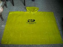 cheaper one time used poncho/raincoat/rain coat/rain ponocho