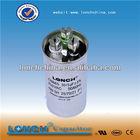 Round shape Air conditioner capacitor