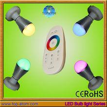 WIFI Control decoration illumination brightness change e27 flash lamp