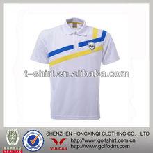 Polyamid contrast polo shirt golf T shirts