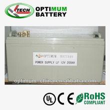 battery ups 12V 200Ah lifepo4 pack