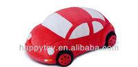 HI CE Lovely red plush car