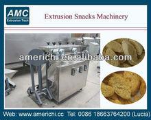 Automatic bread pan bread crispy bread chips snack food processing machine