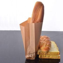 15*20cm&12*20cm Food Grade Greaseproof Fried Chicken Paper Bag for Food-BAKEST #PB015&016