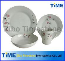 16PCS Eco-friend Promotion Porcelain Dinner Set