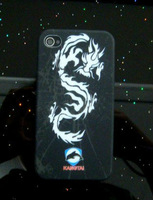 Customize design PC Hard cell phone case for iphone 4