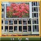 wholesale led video display unit 16mm pitch 1R1G1B or 2R1G1B