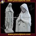 Piedra de la virgen maría estatua assn- c008
