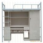 Student bedroom furniture,metal bunk bed,student bed