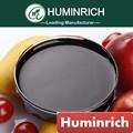 huminrich humatos de potasio fertilizante líquido para el suelo y los cultivos
