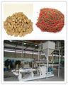chinês alimentosparapeixes pelota que faz a máquina e peixe flutuante feed máquina do moinho