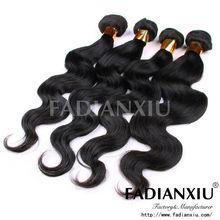 Fadianxiu selling well AAAAA good quality cheap weave queen beauty