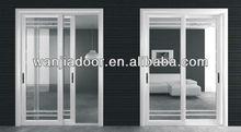 top pvc plastic design drawing room door
