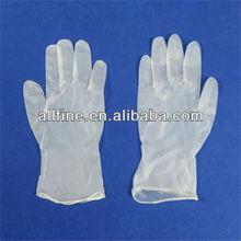 disposable powder free vinyl glove