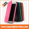 leather case for Samsung n7100 mobile phone