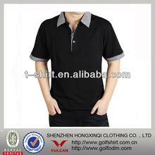 cooljade mens black business t-shirt