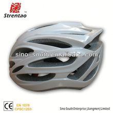 inmould hot sale high quality women bike helmet with EN certification