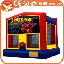 inflatable cartoon bounce house