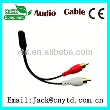 Good Speed male vga to male rca High Quality