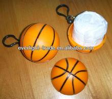 basketball printed ,bicycle Ball Poncho,Key Ring Rain Coat,Soccer Ball Rain Coats,Football Rain Coats,Baseball Rain Poncho