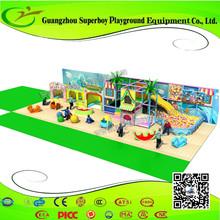 Customer Free Design Indoor Baby Kidds Soft Play Area 151-26d