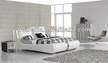 2012 latest modern round beds designs
