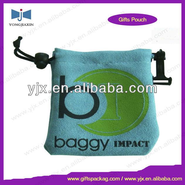 New Pattern Design Velvet Mobile Bag/Pouch