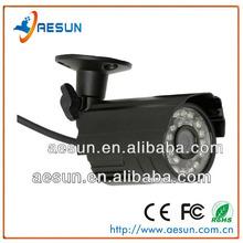 0.6Kg IP66 Weatherproof Fixed Lens IR Web Camera