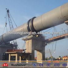 Cement rotary kiln / rotary calcination kiln / rotary kiln for india sale