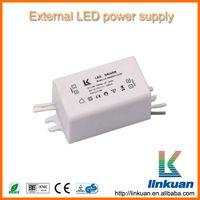 6w waterproof diammable led power supply LKAD05S