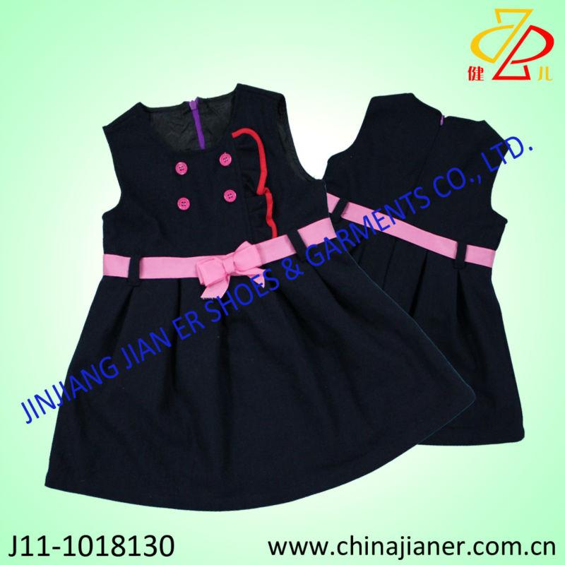 2014 vestido nuevo diseño niños vestidos de compras vestido de fiesta para las niñas