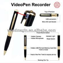 Portable Mini Hidden Camera pen
