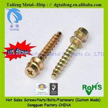 Hot Sales Metal Countersunk Double Head self drilling Screws